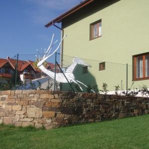 Wall – Bilovice nad Svitavou, Polanka