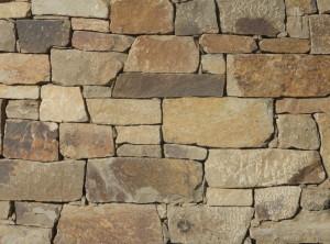 Dry laid wall – Bilovice nad Svitavou, Polanka
