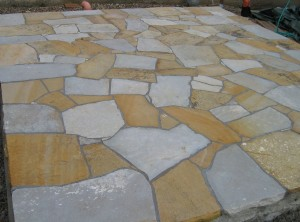 Paving – Boretice by Hustopece