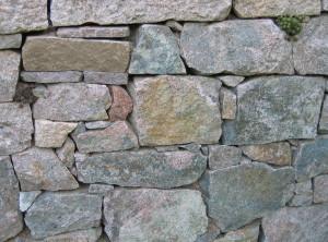 Dry laid wall – Brno, Jasanova