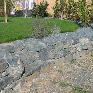 Garden wall – Brno, Na Kopcich