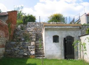 Zahradní terasy – Brno, Salajní
