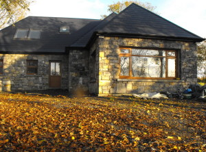 Kamenný dům – Caltra, Irsko