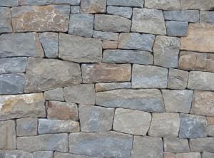 Suché zdivo zpískovce – Černotín uHranic
