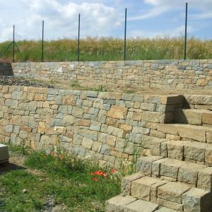 Kamenné terasy – Černotín uHranic