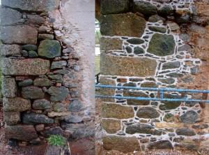 Stonework reconstruction – Chlum by Karlovy Vary