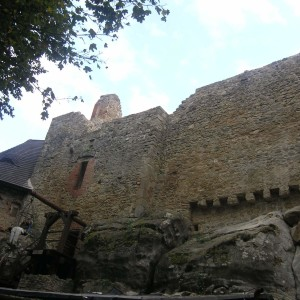 Reconstruction of castle stonework – Cimburk by Korycany
