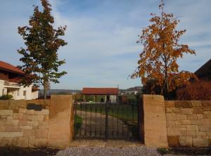 Kamenný vstup – Hořice, Chvalina I