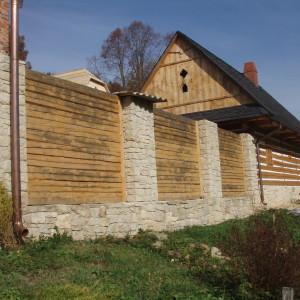 Kamenné zdivo – Horní Hynčina uSvitav