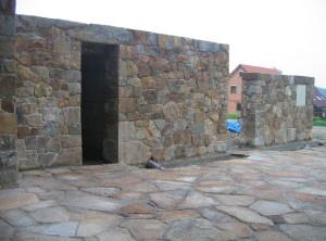 Stonework, paving – Jirikovice by Nove Mesto na Morave, exterier