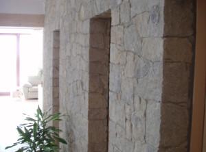 Stonework – Jirikovice by Nove Město na Morave, interier