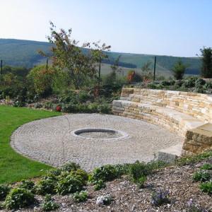 Kamenná lavice – Kobeřice uBrna
