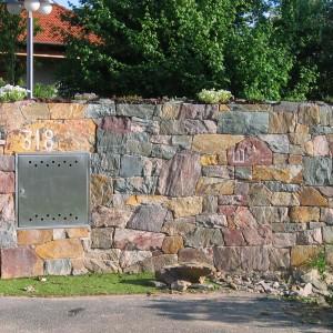 Kamenný plot – Lelekovice uBrna II