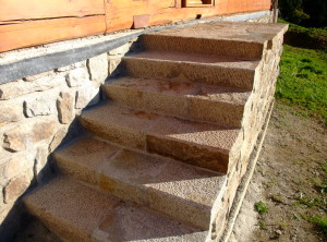 Stairs – Lhotka by Zdar nad Sazavou