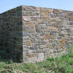 Kamenné zeď – Lysice uVyškova