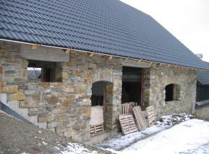 Stone house – Manova Lhota by Policka