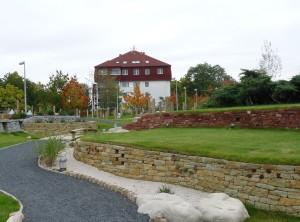 Park Gutovka – Praque