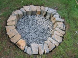 Kamenné ohniště – Řež uPrahy