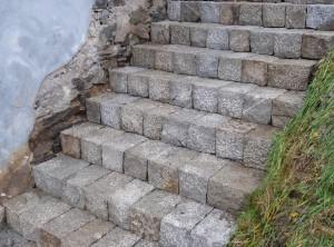 Kamenné schodiště – Šléglov uJeseníka