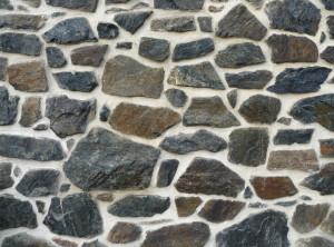 Kamenné zdivo – Svojanov uPoličky, hřbitov