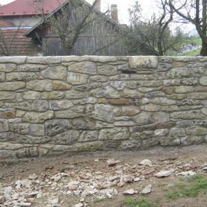 Stonework – Trstenice by Litomysl