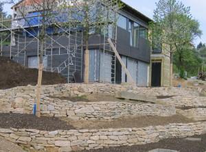 Kamenné terasy – Vranov uBrna